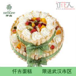 仟吉蛋糕 手指蛋糕 双层蛋糕 水果生日蛋糕