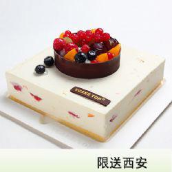 西安vcake蛋糕/缤果雪慕(6寸/1.5磅)
