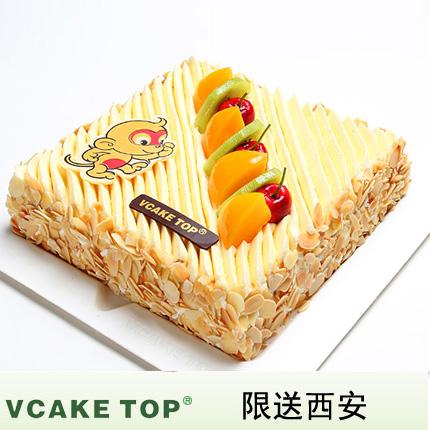 西安vcake蛋糕/淘气小精灵 Mischievous elf(6寸/1.5磅)