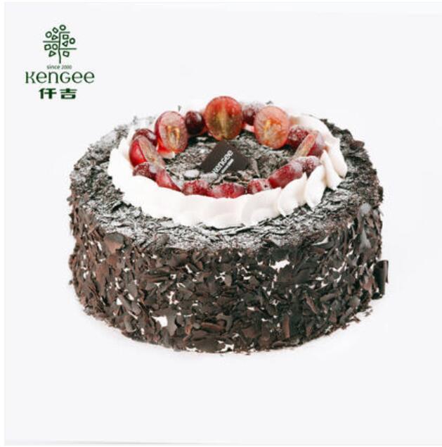 manbetx体育 德式黑森林 巧克力生日蛋糕