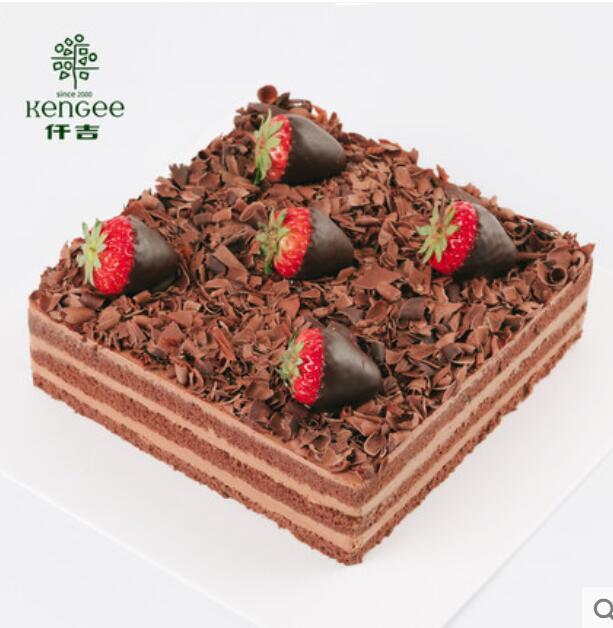 仟吉蛋糕 巧克力慕斯蛋糕