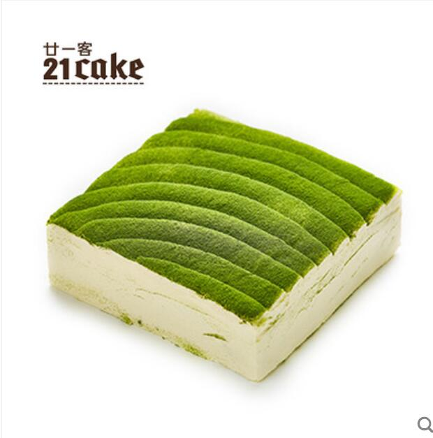 21cake蛋糕/�G茶慕斯