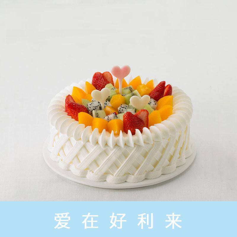 好利�淼案�/花漾甜心(8寸)