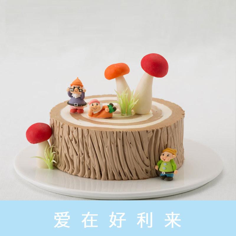 好利来蛋糕/欢乐童年(8寸)