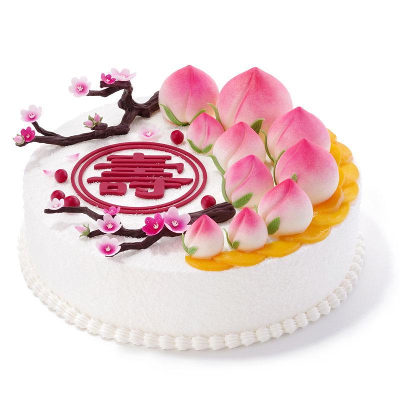 好利来蛋糕/春辉永绽