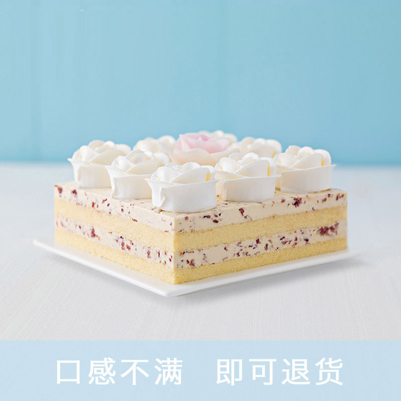 好利来蛋糕/玫瑰物语