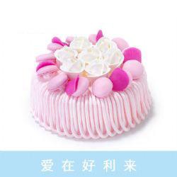 好利来蛋糕/甜蜜花舞