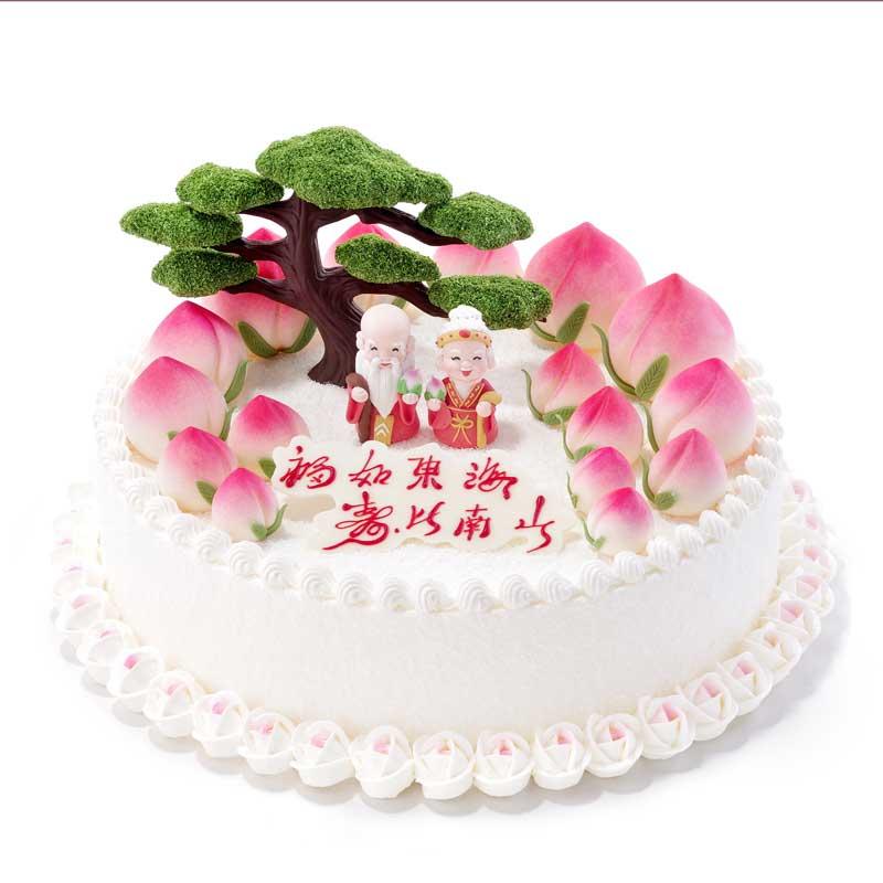 好利来蛋糕/福寿盈门