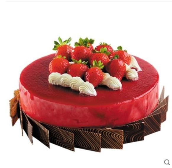西安御品轩蛋糕 树上莓梢(8寸)