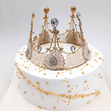 网红蛋糕/皇冠蛋糕