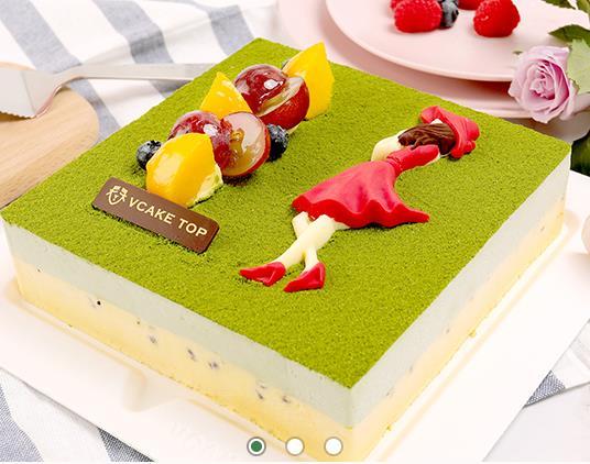 西安vcake蛋糕/窈窕淑女(6寸/1.5磅)