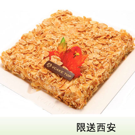 西安vcake蛋糕/芝秋(6寸/1.5磅)