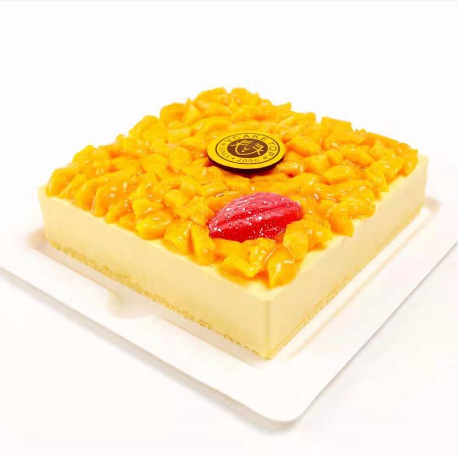 西安vcake蛋糕/芒果慕斯(6寸/1.5磅)