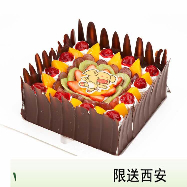西安vcake蛋糕/快����(6寸/1.5磅)