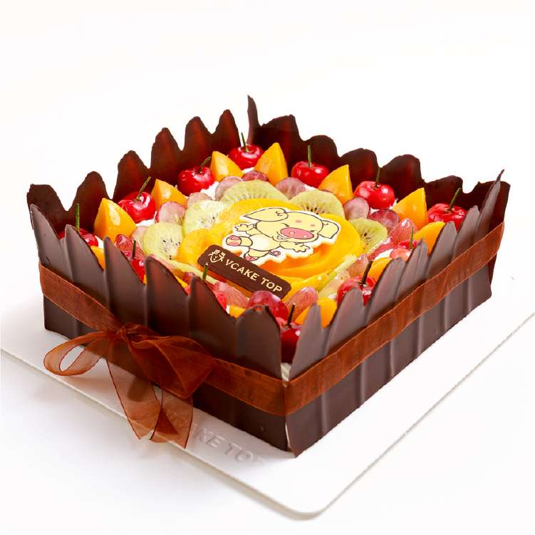 西安vcake蛋糕/快乐宝贝(6寸/1.5磅)