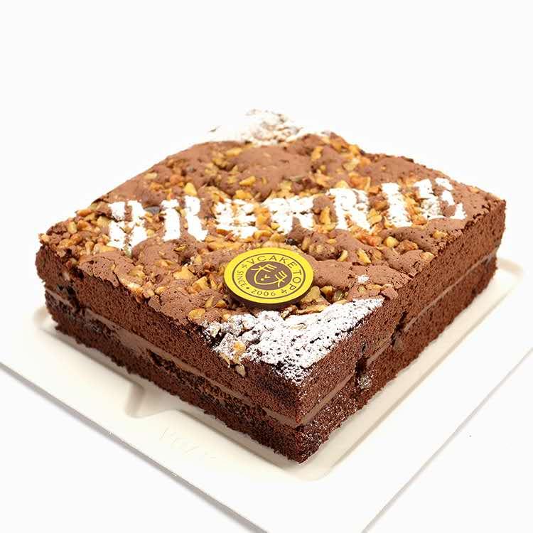 西安vcake蛋糕/布朗尼(6寸/1.5磅)