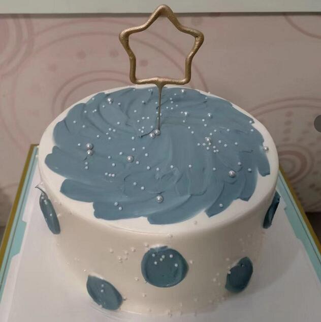 鲜奶蛋糕/星空