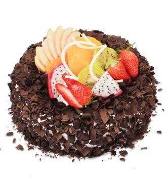 水果蛋糕/倾城温暖