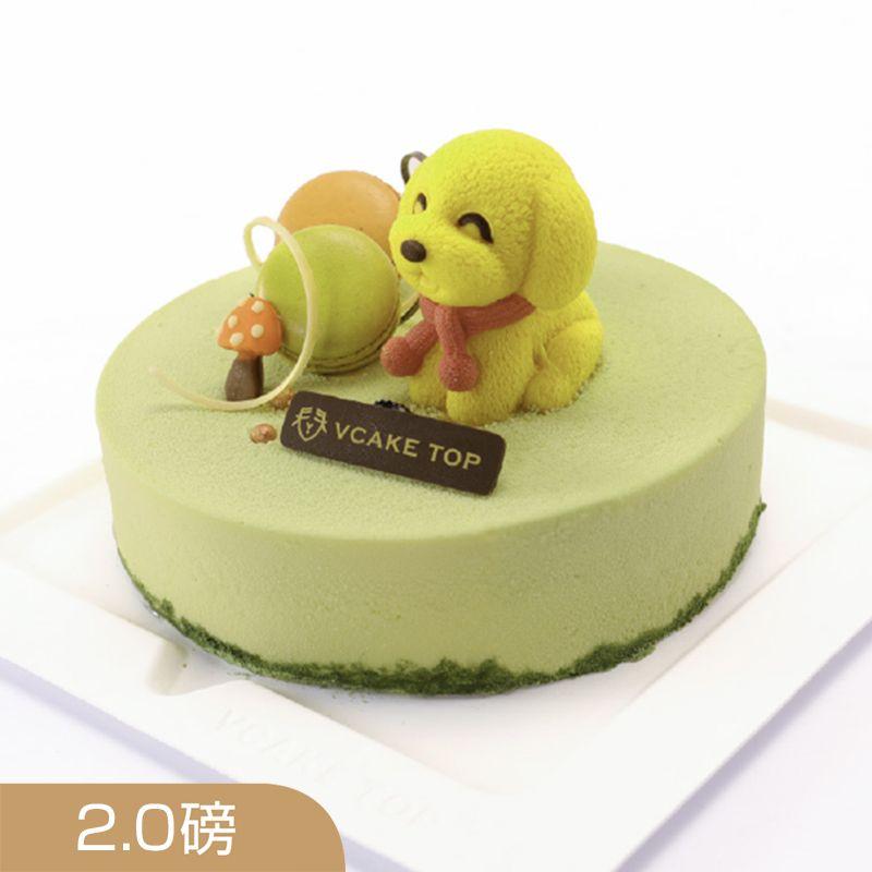 西安vcake蛋糕/Good boy(8寸/2磅)