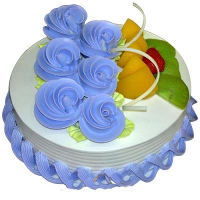 水果蛋糕/藍色戀吻