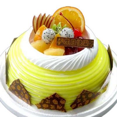 水果蛋糕/假日愛情