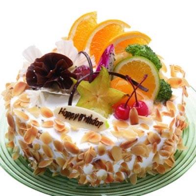 水果蛋糕/风华正茂