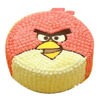 �r奶蛋糕/��怒的小�B