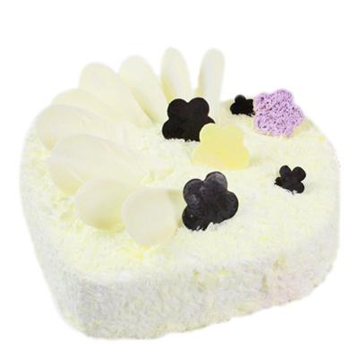 鮮奶蛋糕/暖心天使