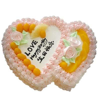 鲜奶蛋糕/天涯同好