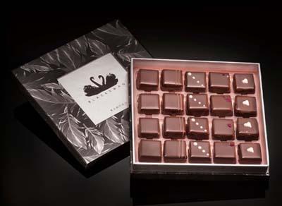 黑天鹅巧克力/可可之魅