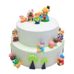 好利来蛋糕/童话世界