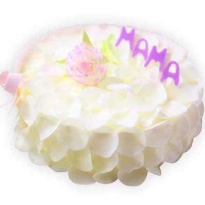 好利来蛋糕/五月的花瓣雨