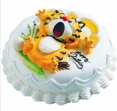 鮮奶蛋糕/抱抱虎