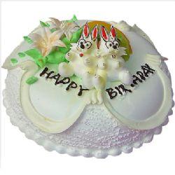 鮮奶蛋糕/兔兔很愛你
