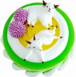鮮奶蛋糕/羊羊的快樂世界