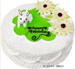 鮮奶蛋糕/小兔白白