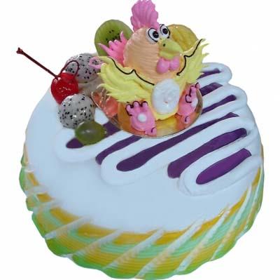 鲜奶蛋糕/小鸡淘淘