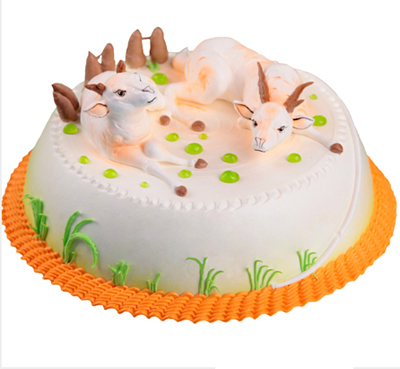 �r奶蛋糕/喜�庋笱�