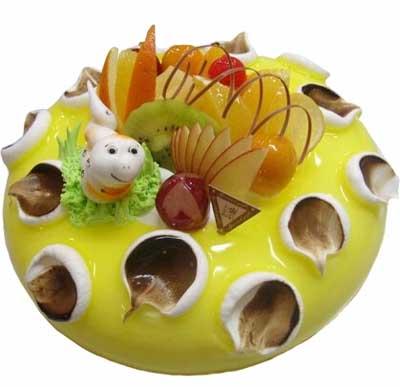 鲜奶蛋糕/春之舞
