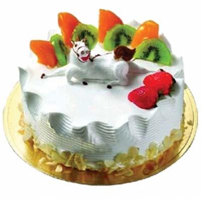 鮮奶蛋糕/小白馬