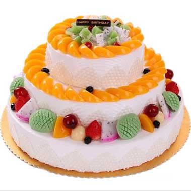 鮮奶水果蛋糕/美夢成真