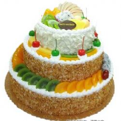 鲜奶水果蛋糕/欢乐嘉年华