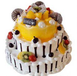 鲜奶水果蛋糕/美梦成真
