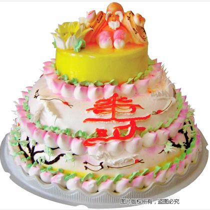 祝寿蛋糕/松乔之寿