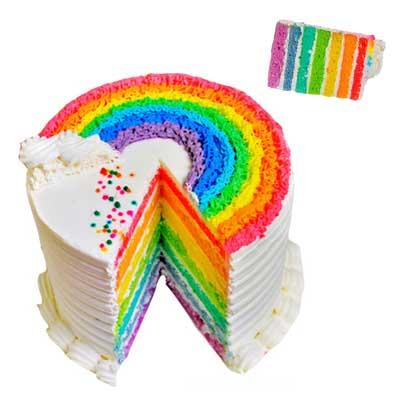 彩虹蛋糕/溫柔的懸念