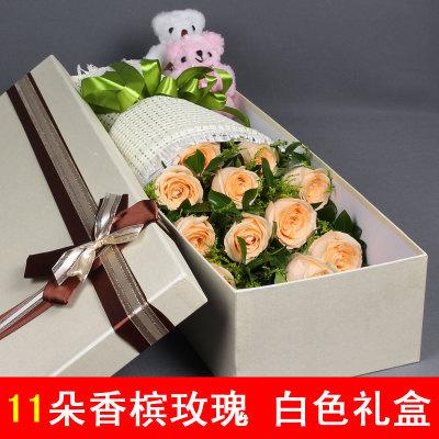 �Y盒/11枝香��玫瑰