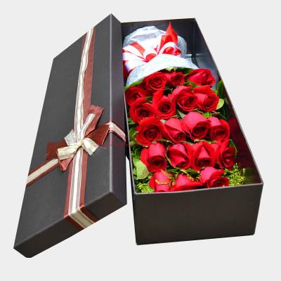 �Y盒/19枝�t玫瑰