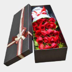礼盒/19枝红玫瑰