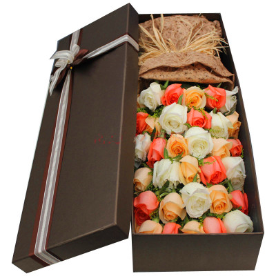 礼盒/33枝玫瑰