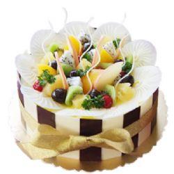 水果蛋糕/夏天的味道